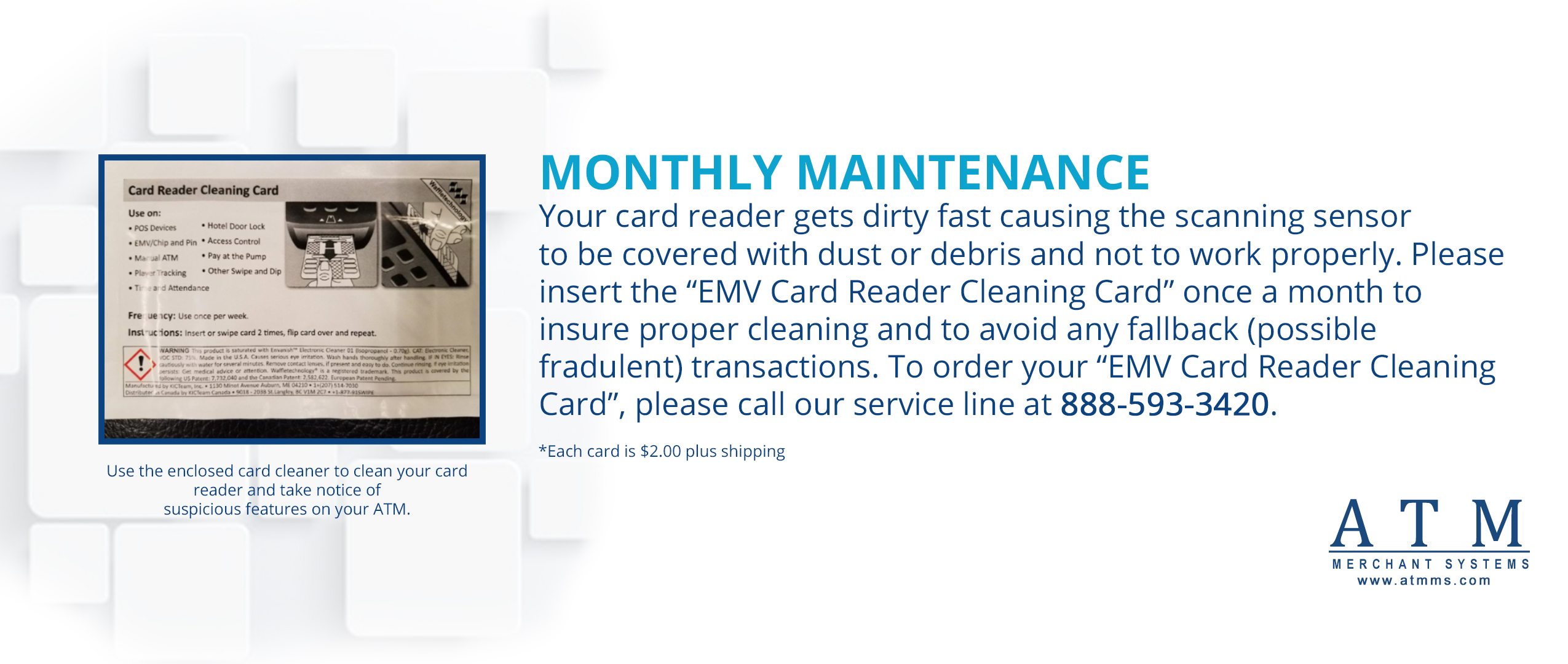 monthlymaintenance